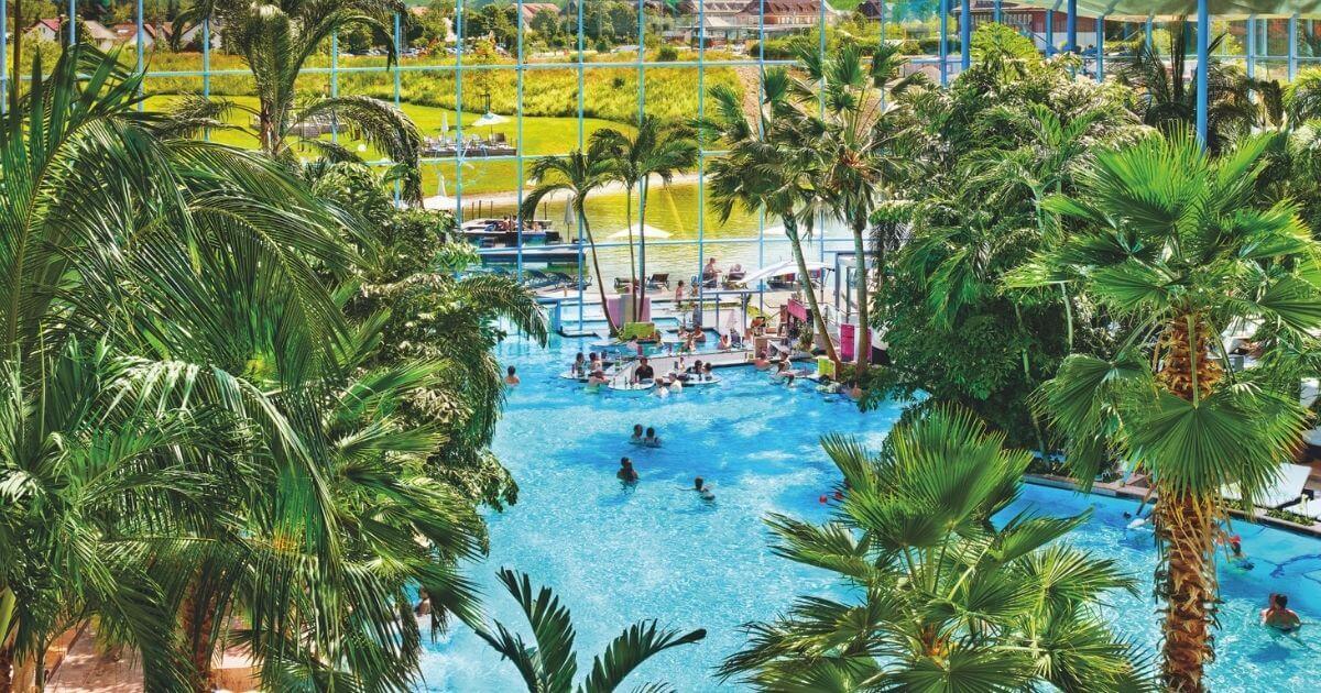 Erlebnisbad Erholungswelt Badeparadies Schwarzwald Titisee